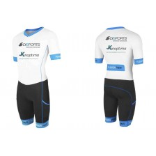 Fusion Speed Suit blauw Disports-Kinoptima team